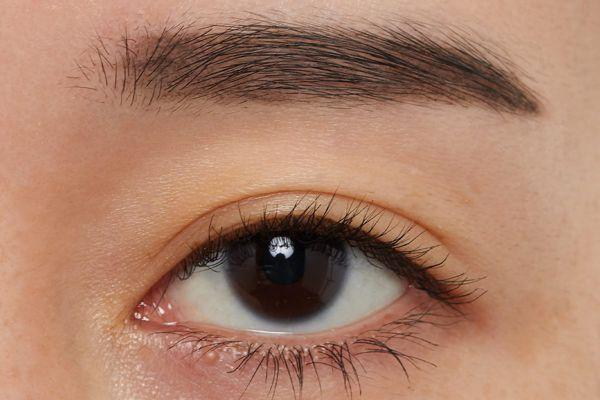 KATE(ケイト)『アイブロウペンシルA BK 自然な黒』の使用感をレポに関する画像7