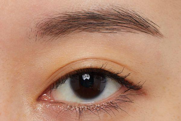 KATE(ケイト)『アイブロウペンシルA BR-5 黒みの薄茶色』の使用感をレポに関する画像7