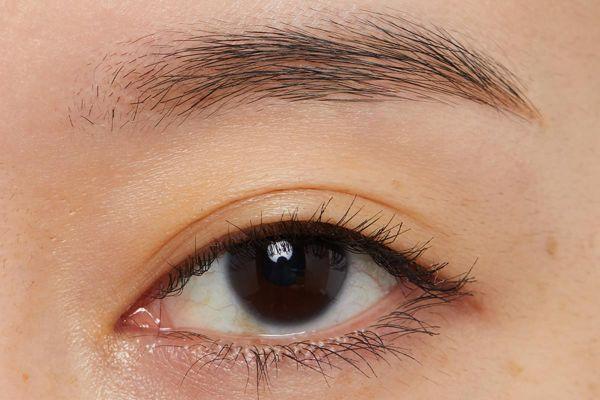 KATE(ケイト)『アイブロウペンシルA BR-1 明るい茶色』の使用感をレポに関する画像7