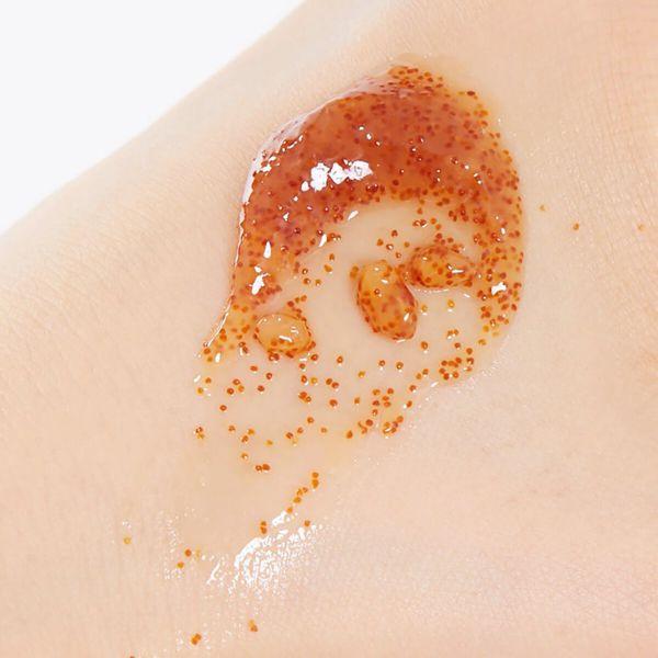 モルトンブラウン『オレンジ&ベルガモット ボディポリッシャー』の使用感をレポに関する画像10