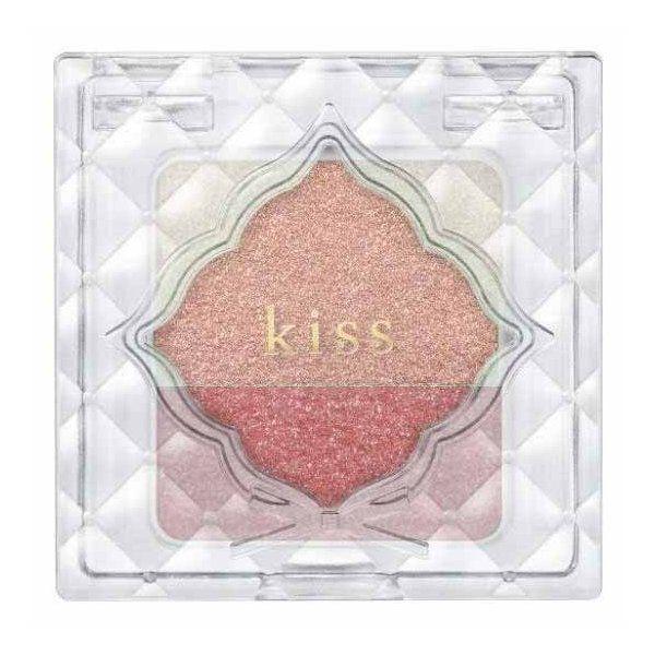 kiss(キス)『デュアルアイズS 07 Jolie Fille』の使用感をレポに関する画像1