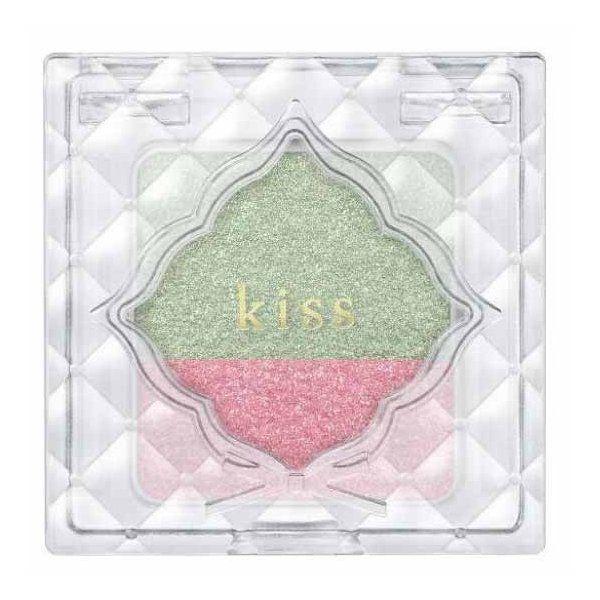 kiss(キス)『デュアルアイズS 10 Nenuphar』の色味をレポ!に関する画像1