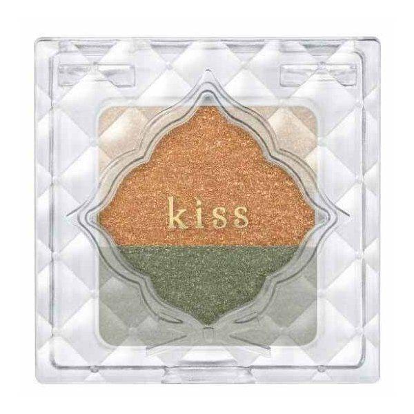 kiss(キス)『デュアルアイズS 12 Sunset Glow』の使用感をレポに関する画像1
