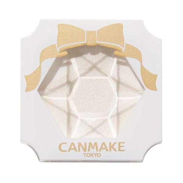 スポットライトが当たっているような輝きを演出!CANMAKE(キャンメイク)『クリームハイライター 03 ルミナススノウ』をご紹介に関する画像10
