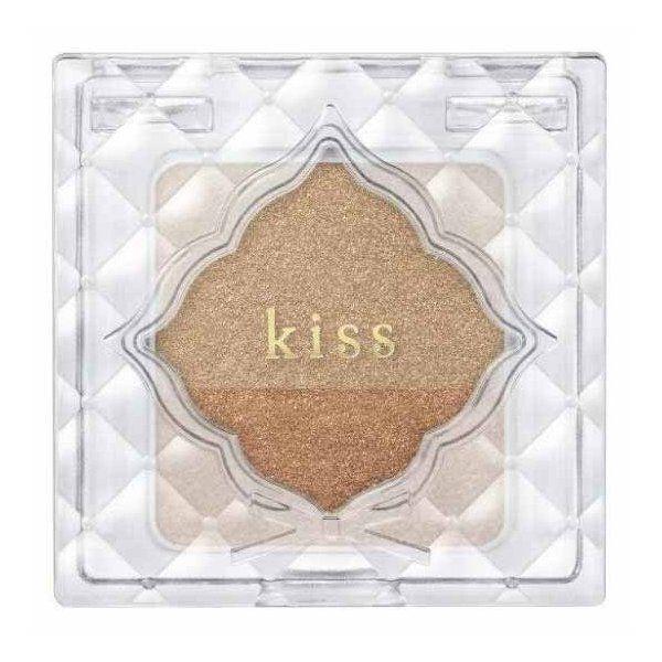 kiss(キス)『デュアルアイズB 02 Chocolat』の使用感をレポに関する画像1
