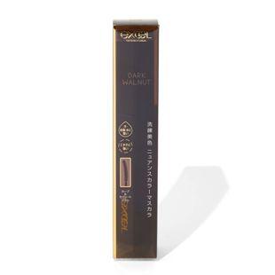 エクセル ロング&カラード ラッシュ LC01 ダークウォルナット の画像 1