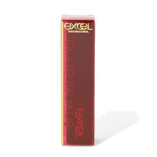 エクセル グレイズバームリップ GB06 ショコラベリー の画像 1
