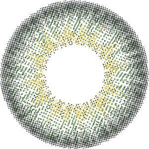 ライズアップのラヴェール アクアリッチUV ワンデー 10枚入 ±0.00 ジャスミンアイビーに関する画像2