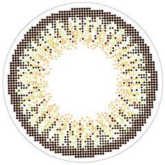 ライズアップのラヴェール アクアリッチ ワンデー 10枚入 ±0.00 シアヘーゼルに関する画像2