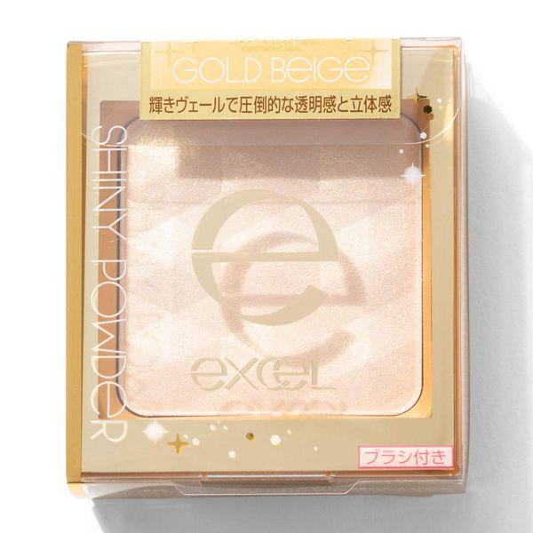 エクセルのシャイニーパウダー N SN02 ゴールドベージュに関する画像 2