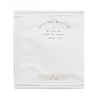 米一途 しっとり米ぬかティーバッグ 3g×10包 の画像 1
