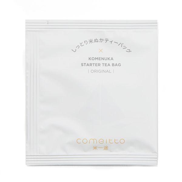 米一途のしっとり米ぬかティーバッグ 3g×10包に関する画像2