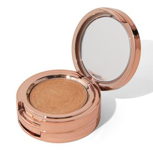 VT cosmetics ステイイット ツインアイシャドウ 02 ゴールドブラウン 1.5g の画像 2
