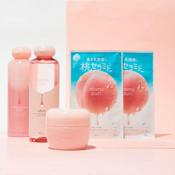 ももぷりの潤い化粧水 200mlに関する画像2