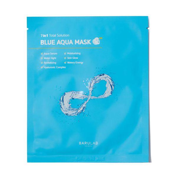 バルラボのブルー アクア マスク 30g×10枚に関する画像2