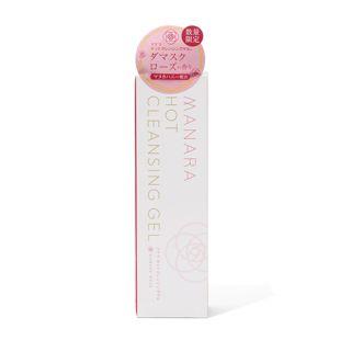 マナラ ホットクレンジングゲル マスクローズの香り 数量限定 200g の画像 1