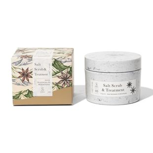 SWATi ソルトスクラブ&トリートメント Anise blooming in Mountains! 250g の画像 2