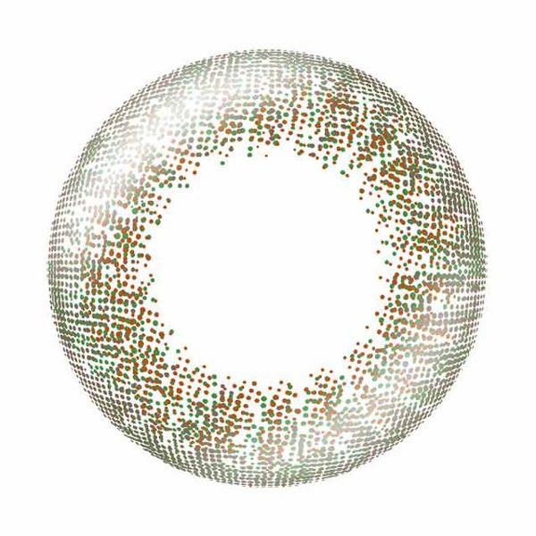 ピエナージュのピエナージュUVモイスト ワンデー NO.108 ムーニー ±0.00 12枚 DIA 14.2mm BC 8.6mmに関する画像2