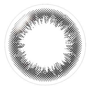 アーティラル アーティラルUV MOIST ワンデー 10枚/箱(度あり) ブラック の画像 2