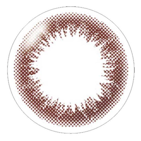 アーティラルのアーティラル UV MOIST 30枚/箱(度なし) ブラウンに関する画像2