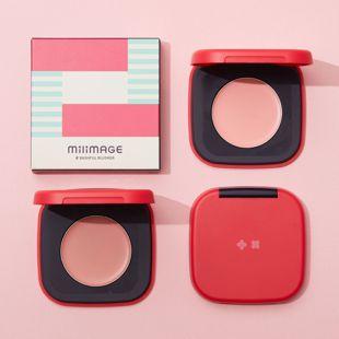milimage バッシュフルブラッシャー 01 スマッジピンク 3g の画像 2