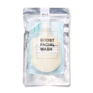 a.o.e organic cosmetics ブーストフェイシャルウォッシュ アクネ予防、オイリー肌 100g の画像 3