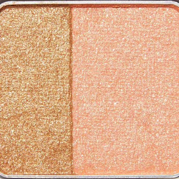 オルビスのツイングラデーションアイカラー 8256 オレンジプラリネに関する画像2