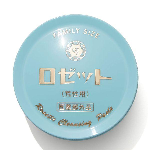 ロゼットのロゼット洗顔パスタ 荒性肌 <医薬部外品> 90gに関する画像2