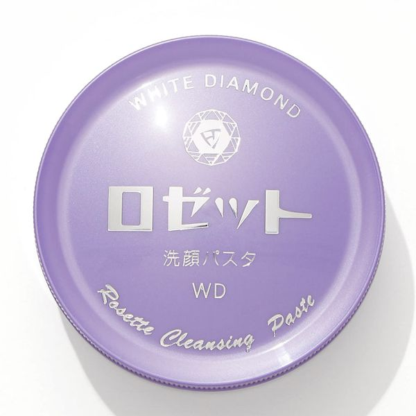 ロゼットのロゼット洗顔パスタ  ホワイトダイヤ 90gに関する画像2