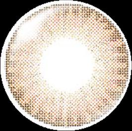 ポニーパレット ポニーパレット マンスリー 2枚/箱 (度なし) シナモン の画像 1