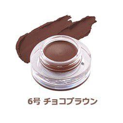 トニーモリー バック ジェル アイライナー ロングブラシ 6 チョコブラウン 4g の画像 1