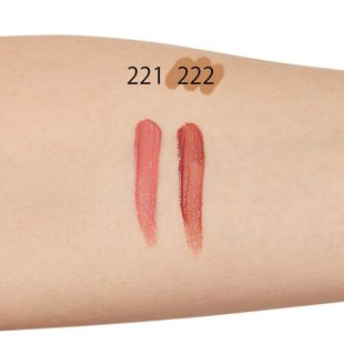 プランプピンク プランプピンク メルティーリップ リキッドルージュ 222 セクシーブラウン 限定色 8g の画像 2
