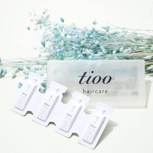 tioo 美容師監修 ヘアオイル  1回使い切りタイプ(4日分) 4ml の画像 3