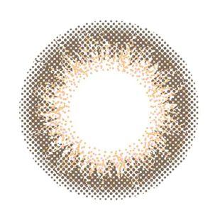 アンヴィ アンヴィ ワンデー 30枚/箱 (度なし) コーラルチーク の画像 2