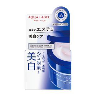 アクアレーベル スペシャルジェルクリームA ホワイト <医薬部外品> 90g の画像 2
