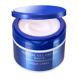 アクアレーベル スペシャルジェルクリームA ホワイト <医薬部外品> 90g の画像 1