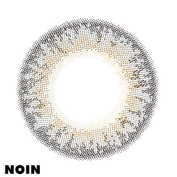 リルムーンのリルムーン ワンデー 10枚/箱 (度なし) クリームグレージュに関する画像2
