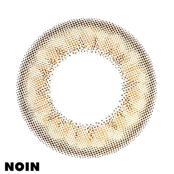 リルムーンのリルムーン ワンデー 10枚/箱 (度なし) スキンベージュに関する画像2