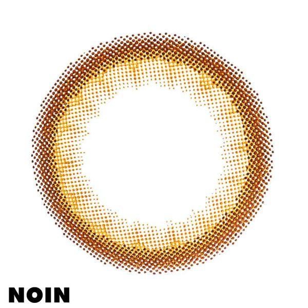 リルムーンのリルムーン ワンデー 10枚/箱 (度なし) ヌードチョコレートに関する画像2