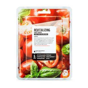 FARMSKIN スーパーフードサラダフォ-スキン パッケージA (トマト) 1枚/25ml 7種セット の画像 1