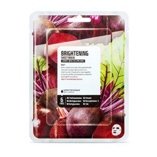 FARMSKIN スーパーフードサラダフォ-スキン パッケージA (トマト) 1枚/25ml 7種セット の画像 3