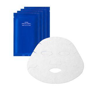 アクアレーベル リセットホワイトマスク <医薬部外品> 18mL×4枚 の画像 2