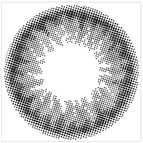 エンジェルカラーのバンビシリーズナチュラル ワンデー ナチュラルブラック ±0.00 10枚 DIA 14.2mm BC 8.5mmに関する画像2