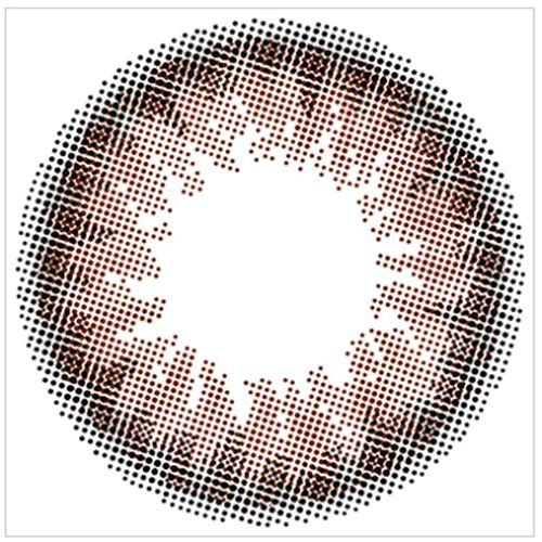 エンジェルカラーのバンビシリーズナチュラル ワンデー  10枚/箱 (度なし) ナチュラルヌードに関する画像2