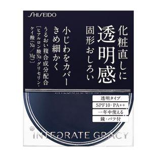 インテグレート グレイシィ プレストパウダー 8g SPF10 PA++ の画像 1