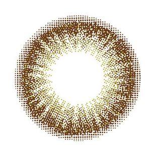 フランミー フランミー ワンデー 30枚/箱 (度なし) マッチャタルト の画像 2