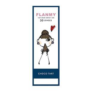 フランミー フランミー ワンデー 30枚/箱 (度なし) チョコタルト の画像 3