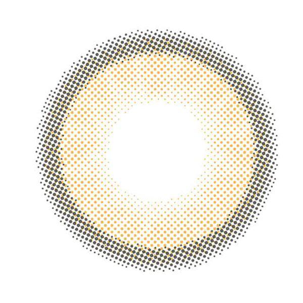 エヌズコレクションのエヌズコレクション ワンデー 10枚/箱 (度なし) レモネードに関する画像2