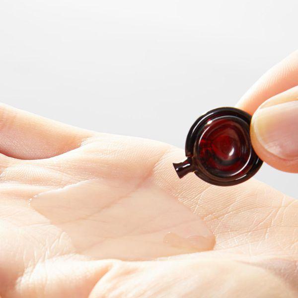 ミランダのマルチビタミンヘアオイルN シャイニー(ブラック) 1ml×30個に関する画像2