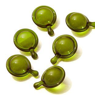 ミランダ マルチビタミンヘアオイルN ニュートリ (ダークグリーン) 1ml×30個 の画像 2